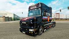 Russia skin for Scania T truck