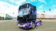 Skin for Scania truck