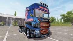 Scania R700 Evo Hugi Sandoz
