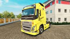 Bundaberg skin for Volvo truck