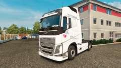VV Trans skin for Volvo truck