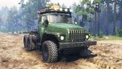 Ural-4320 tractor v2.0