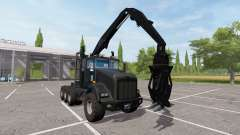 Kenworth T800 self loader