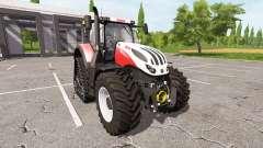 Steyr Terrus 6270 CVT ecotec v1.3 for Farming Simulator 2017