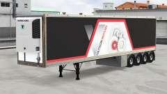 Refrigerated semi-trailer v2.0