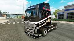 Fast Transporte skin for Volvo truck
