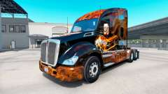 Skin Harley-Davidson truck on Kenworth T680