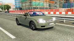 Audi TT Roadster (8N) for traffic