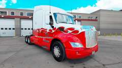 Skin Pick-Up to tractor Peterbilt 579
