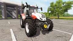 Steyr Multi 4125 Profi CVT ecotec for Farming Simulator 2017