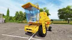 New Holland Clayson 8050 v1.0.1 for Farming Simulator 2017