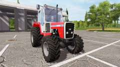 Massey Ferguson 698T for Farming Simulator 2017