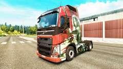 Skin Blade for Volvo truck