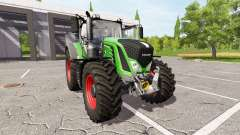 Fendt 927 Vario v10.1 for Farming Simulator 2017
