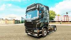 Megatron skin for Scania truck