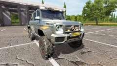 Mercedes-Benz G65 AMG 6x6 v1.1