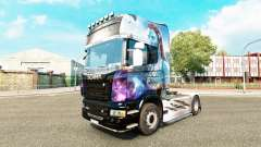 Avatar skin for Scania truck