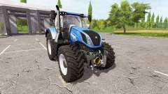 New Holland T7.315 for Farming Simulator 2017