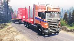 Scania R620 v3.0 for Spin Tires