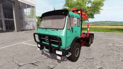 Mercedes-Benz NG 1632 forest for Farming Simulator 2017