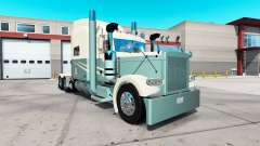 Skin Dreamscape for the truck Peterbilt 389
