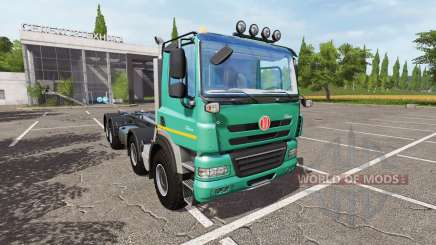 Tatra Phoenix T158 8x8 container for Farming Simulator 2017