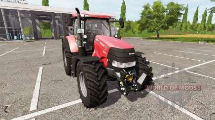 Case IH Puma 200 CVX for Farming Simulator 2017