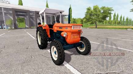 Fiat 420 for Farming Simulator 2017