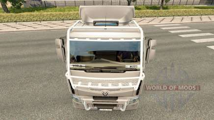 Lightbar, Rally Dakar Renault for Euro Truck Simulator 2