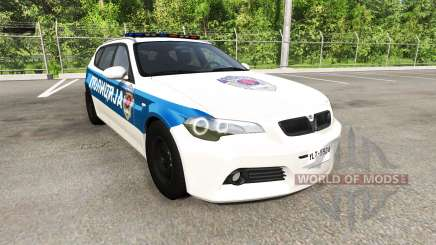 ETK 800-Series Policija v0.05 for BeamNG Drive