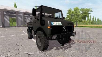 Mercedes-Benz Unimog U1600 v1.15 for Farming Simulator 2017