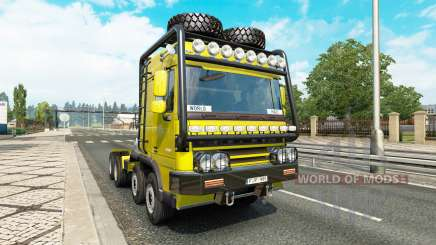 DAF XF 8x4 for Euro Truck Simulator 2