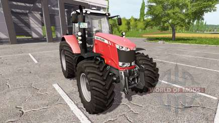 Massey Ferguson 6616 for Farming Simulator 2017