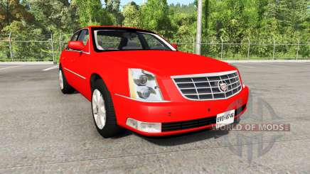 Cadillac DTS remake for BeamNG Drive