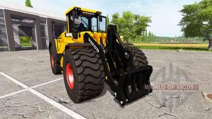 Volvo L220H for Farming Simulator 2017