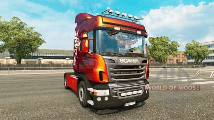 Scania R420 for Euro Truck Simulator 2