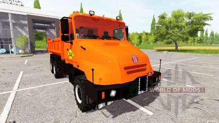 Tatra T163 colas for Farming Simulator 2017