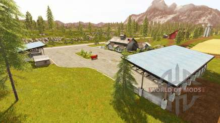 Goldcrest Valley II for Farming Simulator 2017