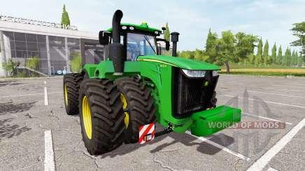 John Deere 9420R for Farming Simulator 2017
