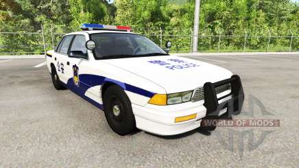Gavril Grand Marshall Chinese Police for BeamNG Drive