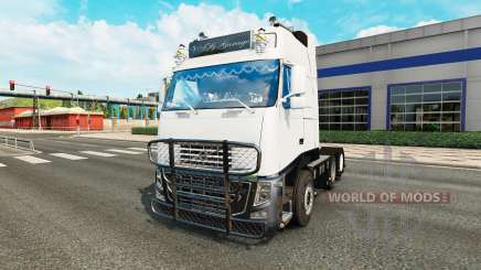 Volvo FH16 for Euro Truck Simulator 2