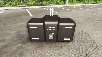 Balances Suel for BeamNG Drive