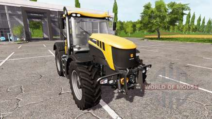 JCB Fastrac 3200 Xtra nokian edition for Farming Simulator 2017