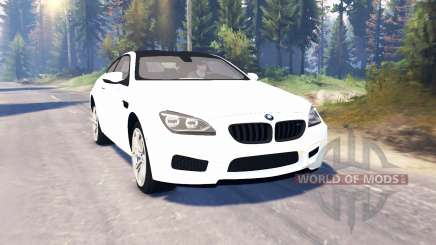 BMW M6 (F13) v2.0 for Spin Tires