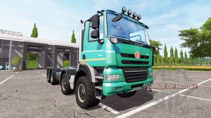 Tatra Phoenix T158 8x8 v1.1 for Farming Simulator 2017