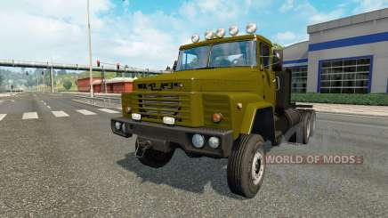 KrAZ-260 v1.16 for Euro Truck Simulator 2