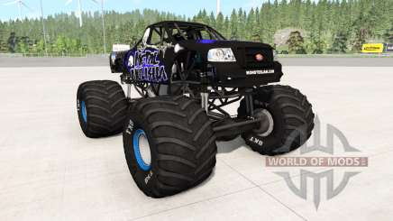 CRD Monster Truck for BeamNG Drive
