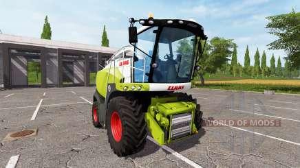 CLAAS Jaguar 840 v1.1 for Farming Simulator 2017