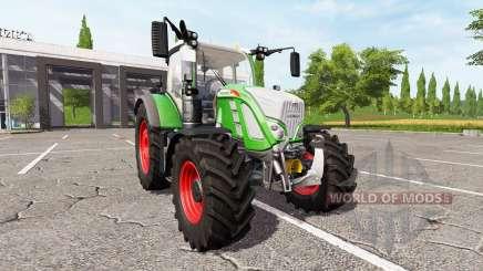 Fendt 514 Vario SCR for Farming Simulator 2017