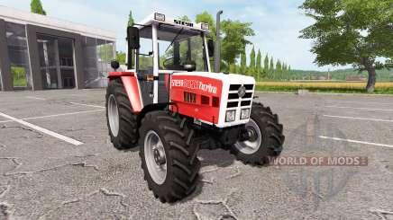 Steyr 8090 Turbo SK2 for Farming Simulator 2017